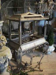 #12/250 French Church Display Stand