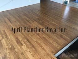 April Plancher Royal inc.