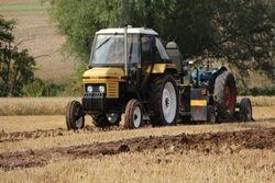 Marshall 802 tractor