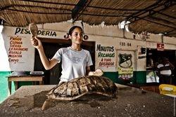 La vendedora de pescado