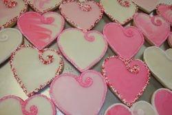 sprinkle heart assortment $3 each
