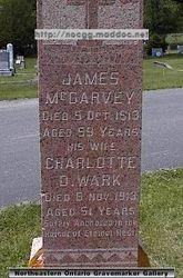 James and Charlotte McGarvey