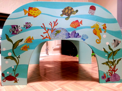 Undersea Arch