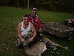 Field Staff Member Wes Watkins with son Jason