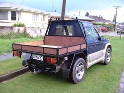 1995 Suzuki v6 Escudo