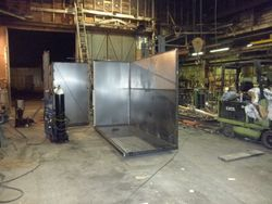 Twin VRC Material Lifts