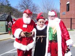 Celebrate Santa 2009