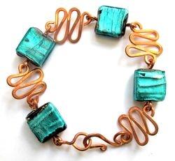 Wiggly Bracelet