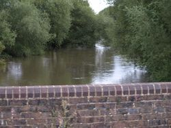 Waterways crossing