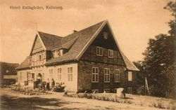 Hotell Kullagarden 1917