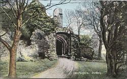 Castle Gateway. c1912.