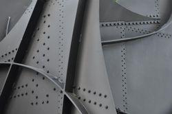 Calder Sculpture Detail 2, SF-MOMA