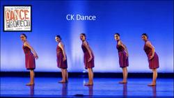 CK Performance Team at Palm Springs Dance Project Community Showcase - Rain