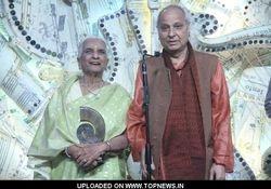 Pandit Jasraj and Smt Girija Devi