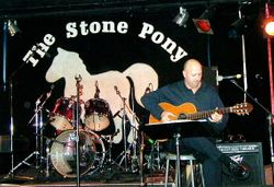 At The Pony, Asbury Park, New Jersey