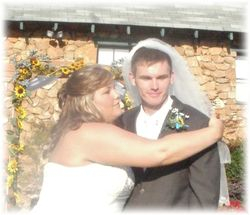 Mr and Mrs.  Crenshaw's checking out the veil.