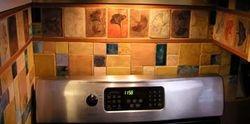 handmade tiles for kitchen