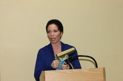 1st Speaker - Millicent - Hartford, CT