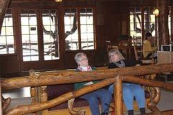 Old Faithful Inn - Yellowstone Nat'l Park