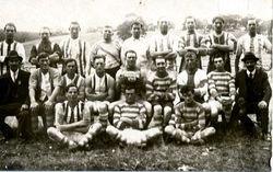 Linton Football Team Premiers