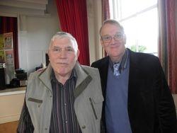 John Cox, Gordon Pryor.