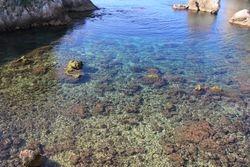 Lagoon in Dubrovnik