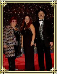 Kathy, Michelle, Tony