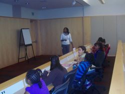 Kauffman Scholars Presentation