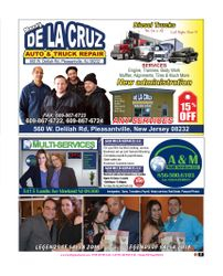 Dela Cruz Auto Truck Repair, A& M Multiservices
