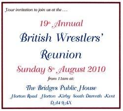 2010 Invitation