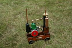 A small Villiers stationary engine