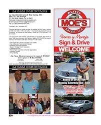 Moes Auto Sales, Latinos In Vineland