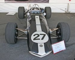 Gurney Eagle Grand Prix Car
