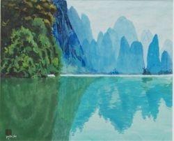 Li river , China     A