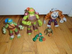 Teenage Mutant Ninja Turtles - $5
