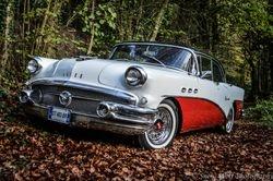 Buick Riviera Special 1956 hardtop