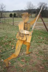 "Confederate Rifleman ""Bartholomew James III"""