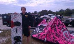 Matt -  Kiss The Sky Kiteboarding kitesurfing