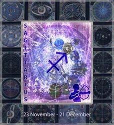 ARTFUL ASTROLOGY - SAGITTARIUS