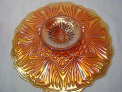 Teardrop, maker unknown, Brazil (cake plate)