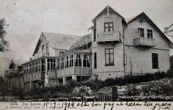 Strand Hotell (Nya hotellet) 1920