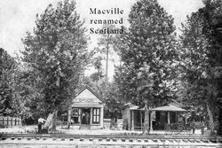 MacVille  - Back cover