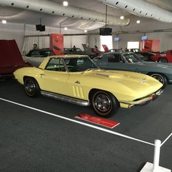 Pat Addonizio1966 Corvette: Duntov Award, Blooming Gold Certified, Part of the 2016 Blooming Gold Gallery for 1966