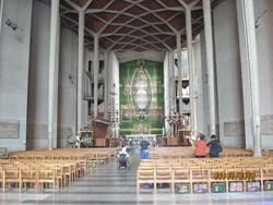 Main Altar of the New Cathedral