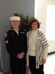 Outstanding Naval Cadet