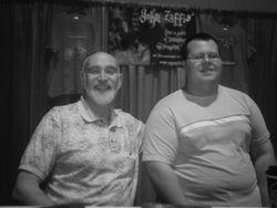 John Zaffis and Eric