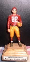 Leroy Zimmerman Figurine