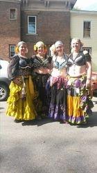 Pre Gloversville, NY Parade