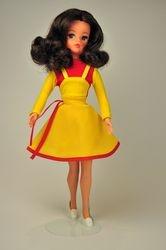 Quick Change - yellow skirt