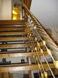 Handrail - Yogi Project